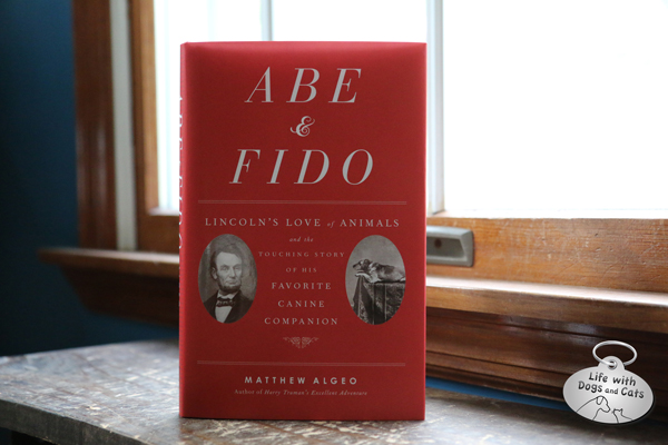 Abe & Fido by Matthew Algeo