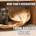 Athena New Years outside box