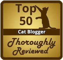 Top 50 Cat Blogger