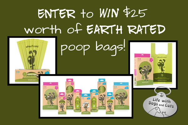 Enter to win Earth Rated Poop bags!
