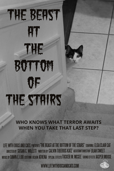 The Beast at the Bottom of the Stairs movie poster