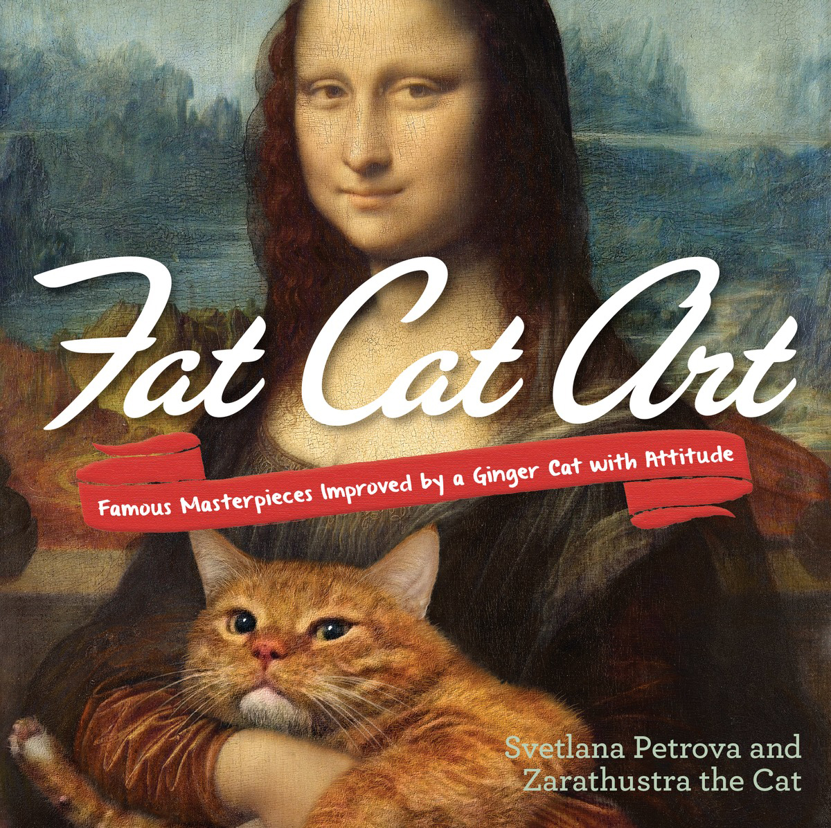 Fat Cat Art book cover