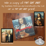Fat Cat Art: All Masterpieces Should Include a Cat, and Now They Do