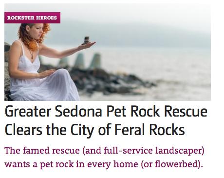 Feral Rocks Rescued