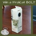 FroliCat BOLT giveaway