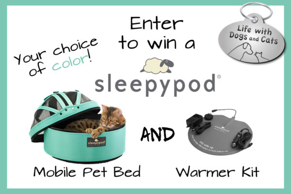 Sleepypod Mobile Pet Bed and Warmer Kit Sweepstakes