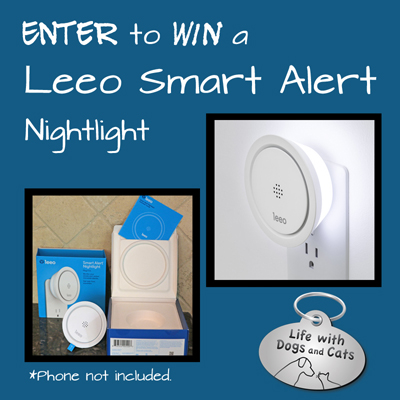 Leeo Smart Alert Nightlight Sweepstakes