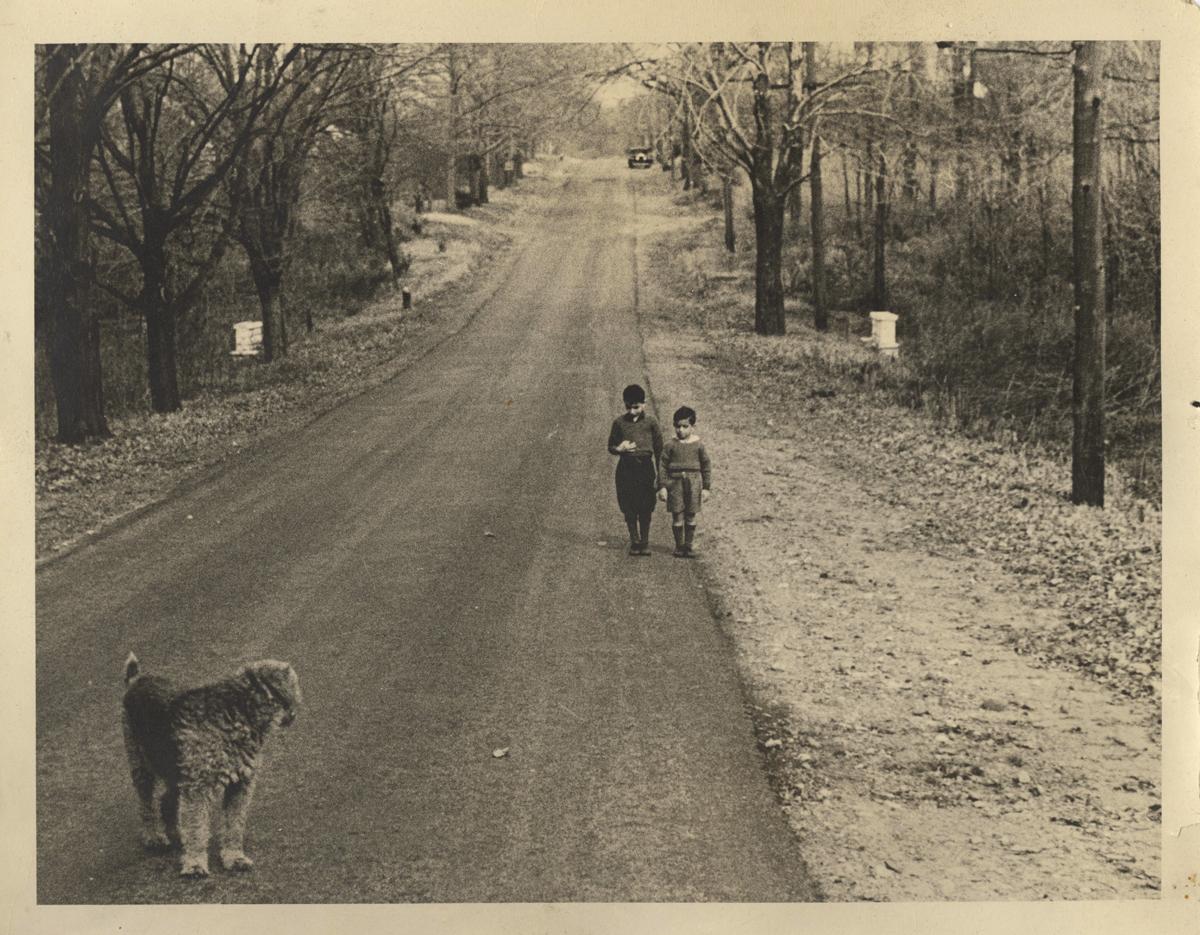Demarest, New Jersey circa 1937