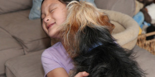 News: Dogs and dust bunnies are good for kids