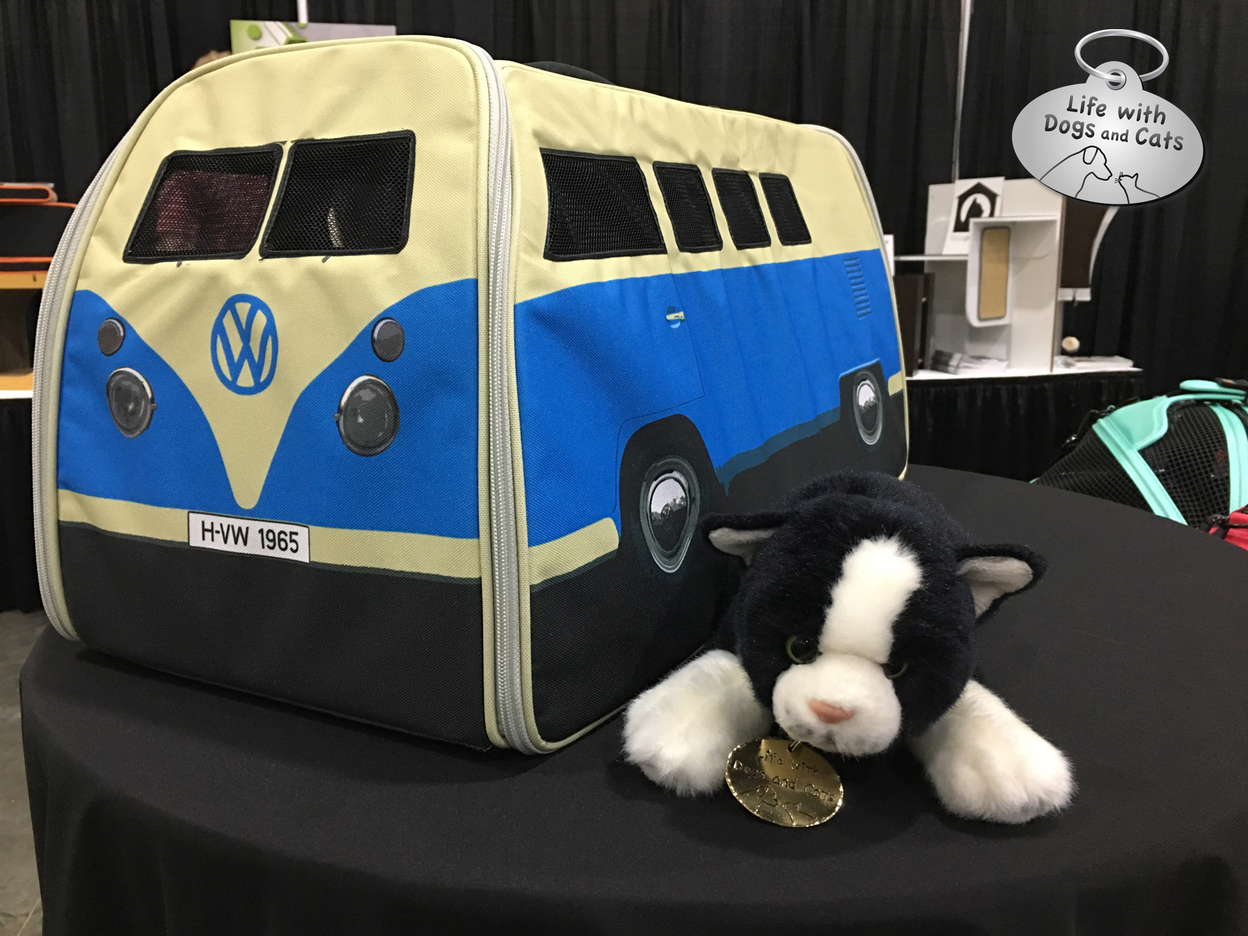 Camper Van from Monster Factory