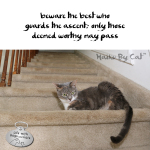 Haiku by Cat: Guard