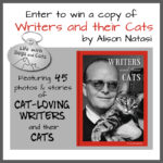 New Book: Writers and their Cats