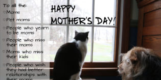 Happy Mother's Day to…