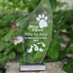 BlogPaws Nose-to-Nose Award Nominations Are Open 'Til January 31