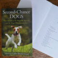 There I am in the Table of Contents of Second-Chance Dogs