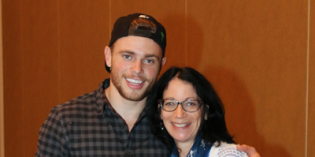 In Which I Meet Gus Kenworthy at BarkWorld